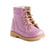Hero Image for Shiny Violet glamorous orthopaedic boots