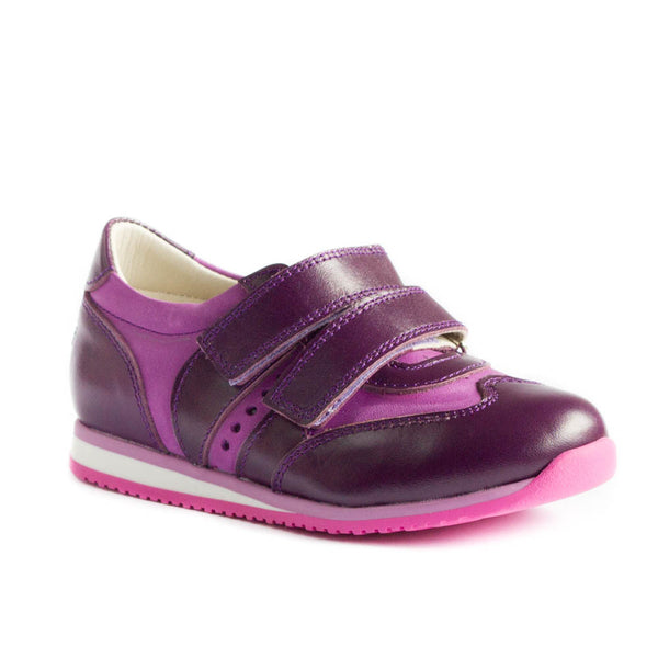 Hero Image for Pippa The Fairy purple orthopedic sneakers