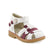 Hero Image for HANNAH SUMMERS white orthopaedic sandals