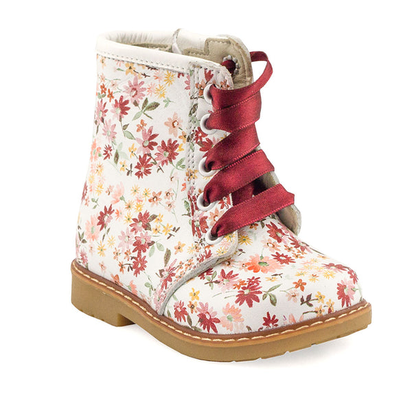 VICTORIA MEADOWS printed orthopaedic high-top boots