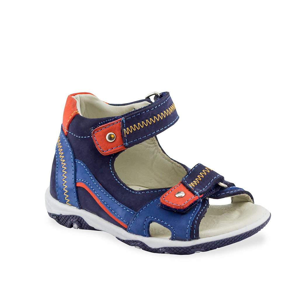 Hero Images for JOSHUA FLICKR navy orthopaedic sport sandals