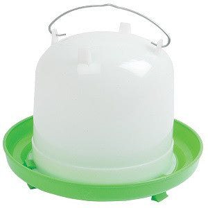 Green/White Drinker 4ltr