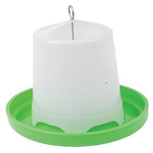 1.5 kg Green/White feeder