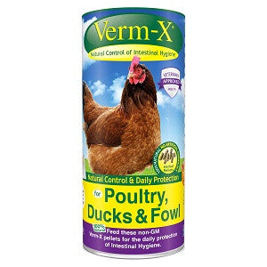 Verm-x Wormer 250gm
