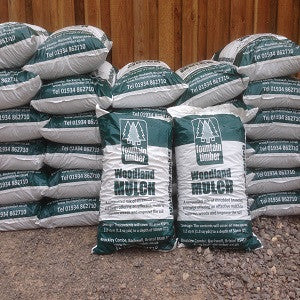 Woodland Bark 60ltr