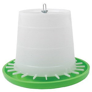 6kg Green/White Feeder