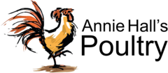 Annie Hall's Poultry Logo