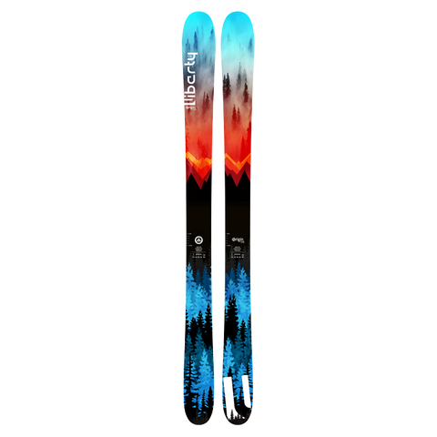 Liberty Skis Origin 106 Freeride Ski
