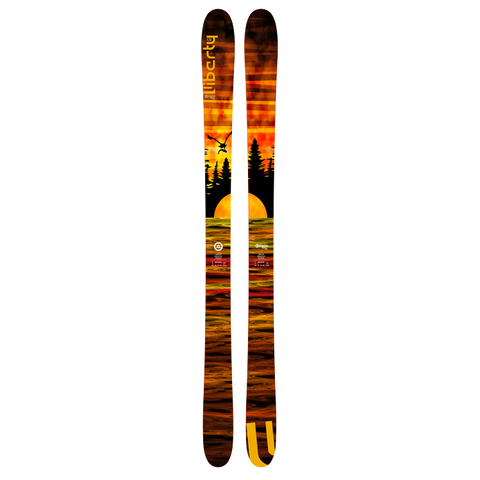 Liberty Skis Origin 96 Freeride Ski