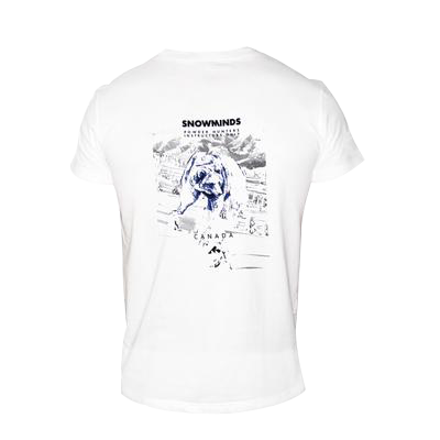 Snowminds CaPow Hunt Tee