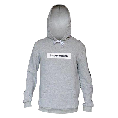 Snowminds Box Hoodie