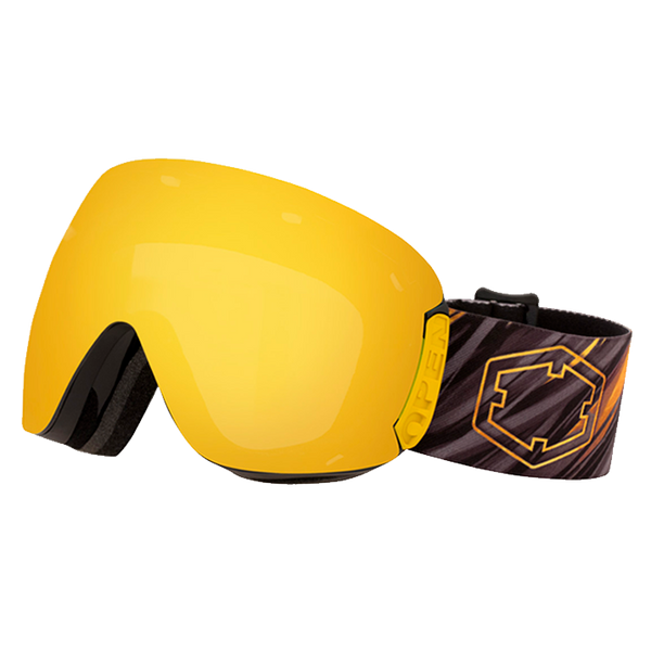 Out Of Open Gold24 MCI Ski Goggles
