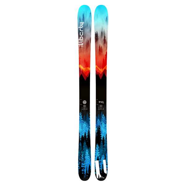 Liberty Origin 106 Freeride Ski