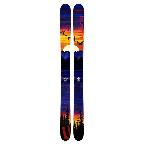 Liberty Origin 116 Freeride Ski