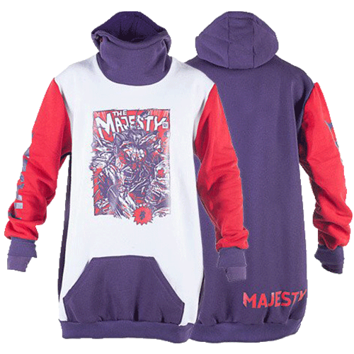 Majesty Clash Tall Hoodie