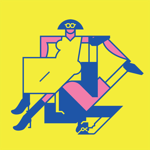 Artist Partnership - Illustrator Thomas Hedger