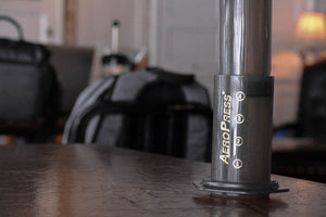 Step-By-Step Guide to Brewing Great Coffee on the AeroPress