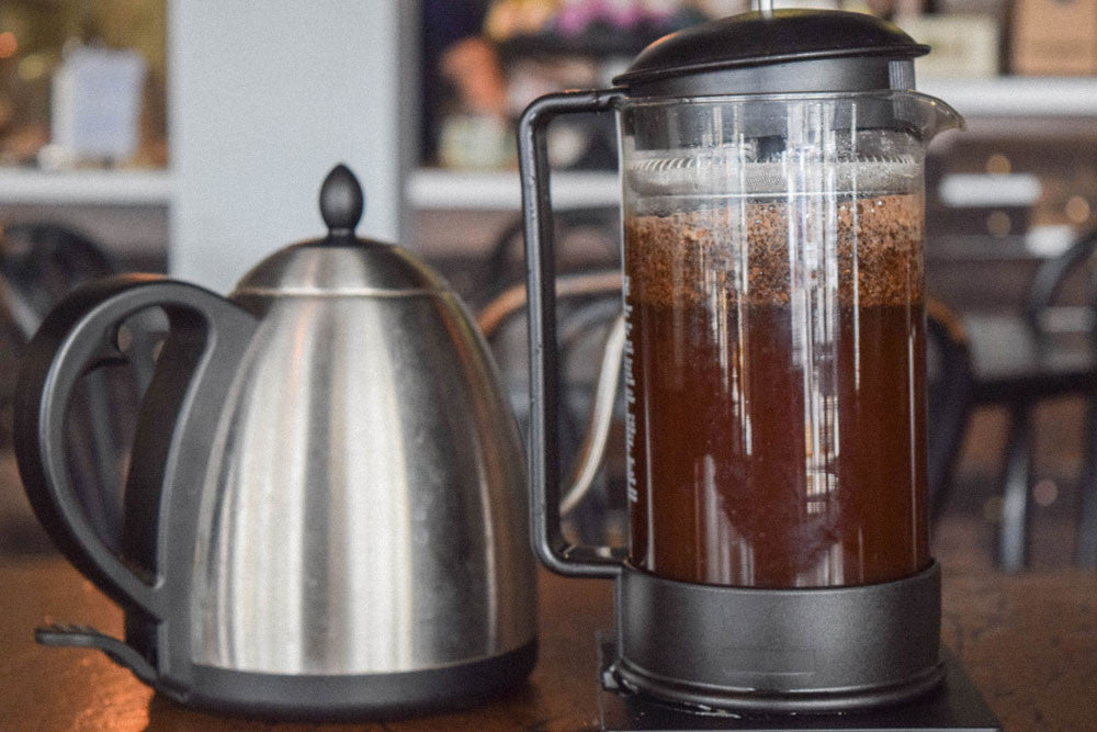 Step-by-Step Guide to Brewing Great Coffee on a French Press