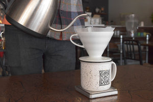 A Step-By-Step Guide to Brewing Great Coffee on a Hario V60