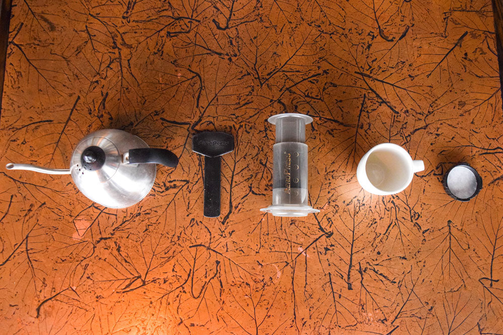 aeropress brewing supplies