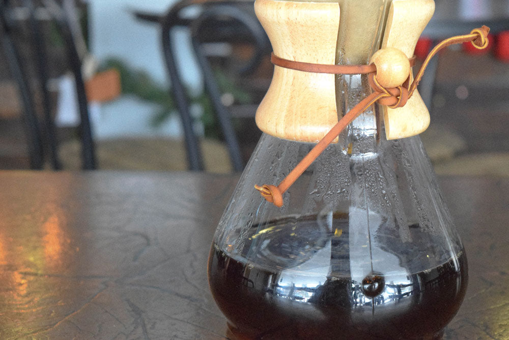 chemex finished product