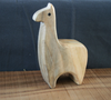 Wooden Alpaca Treasure Box