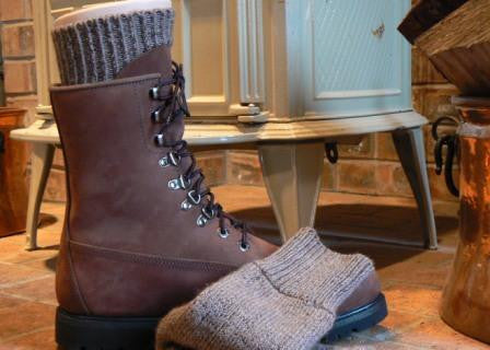 stop cold feet with super warm alpaca socks