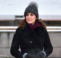 kate middleton alpaca hat