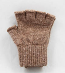 Alpaca Work/Play Fingerless Alpaca Gloves