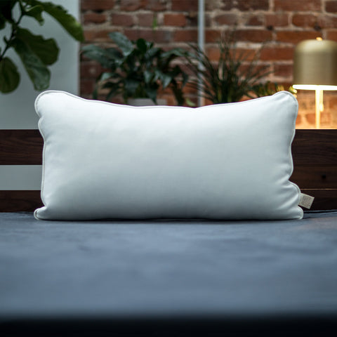 Natural Alpaca Bed Pillow - Purely Alpaca