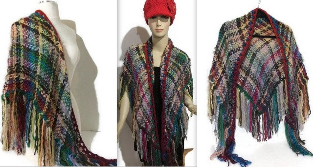 THE LANDSCAPING OF FLOWERS SHAWL