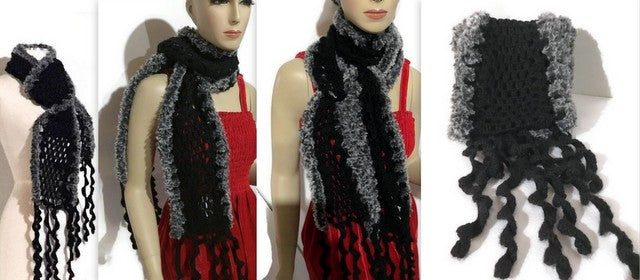 THE MINK SCARF