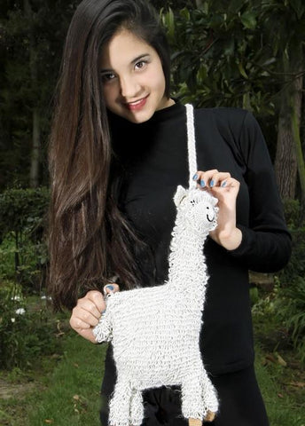Alpaca Alpaca Purse - Purely Alpaca