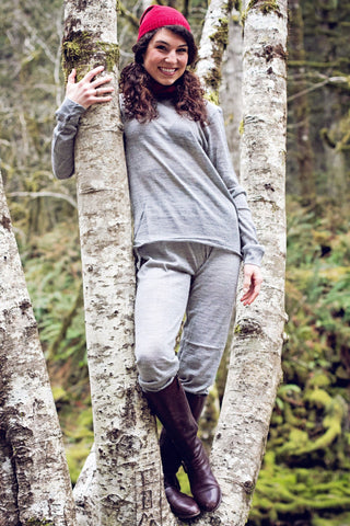 Alpaca Long Johns - 70% Baby Alpaca - Purely Alpaca