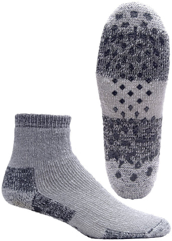 Alpaca Slipper Socks - Purely Alpaca