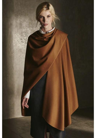 Barbara 100% Vicuna Cape - Purely Alpaca