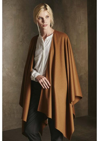 Betty 100% Vicuna Cape - Purely Alpaca