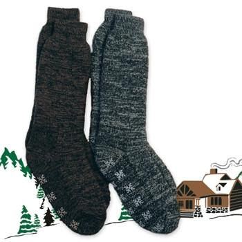 Casual Lodge Alpaca Socks Socks RM Medium Charcoal