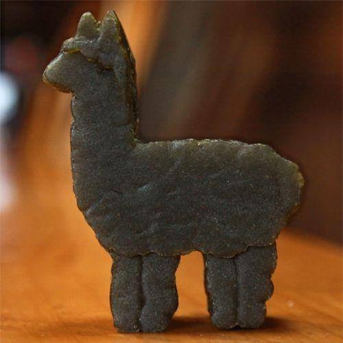 Cute Alpaca Soap