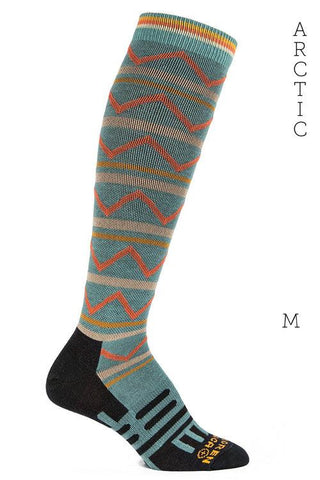 Dahlgren Made in USA MultiSport Compression Alpaca Sock - Purely Alpaca