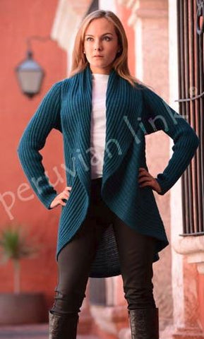 "Essential ""Magic"" Ladies Alpaca Sweater 50% Alpaca - Purely Alpaca"