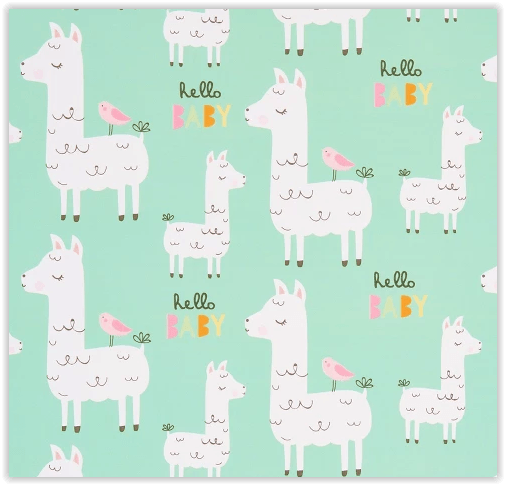 Gift Wrap your Alpaca Gifts