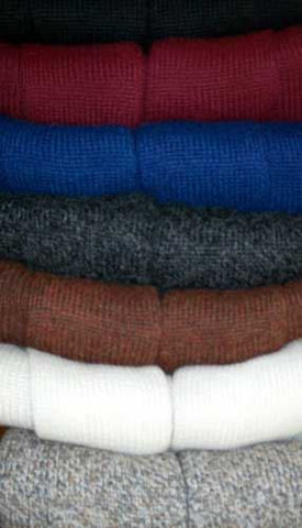 Pliegues Alpaca Sweater in Assorted Colors - Purely Alpaca