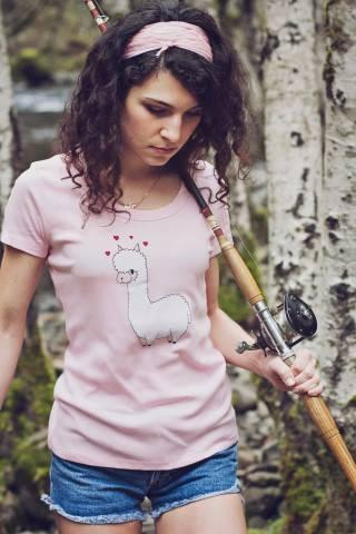 t-shirt: Alpaca Love