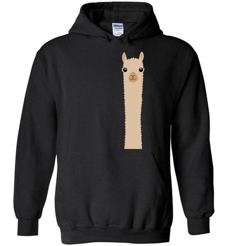 t-shirt: Alpaca Watching Custom Order Gildan Hoodie T-Shirt TS Black S