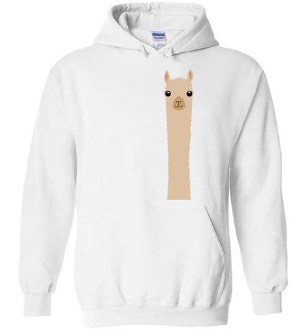 t-shirt: Alpaca Watching Custom Order Gildan Hoodie T-Shirt TS White S