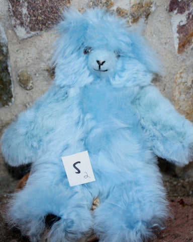 "Top Quality Lanart Classic Alpaca Teddy Bears 9"" - Purely Alpaca"