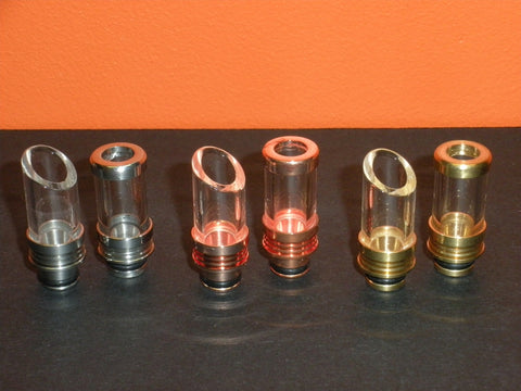 Pyrex Drip Tips