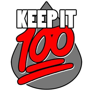 KEEP IT 100 ALL MASTER