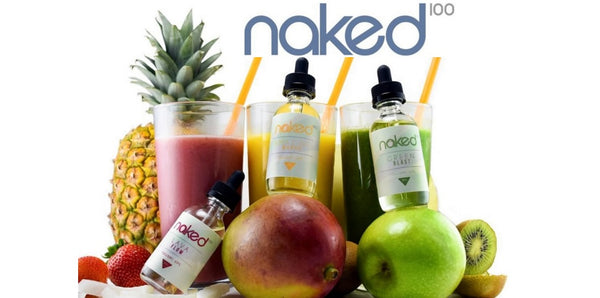 NAKED 100 FRUITS E-JUICE 60ML